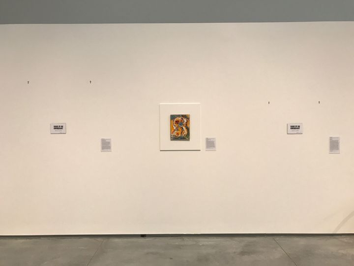 The absence of immigrant art is noticeable.