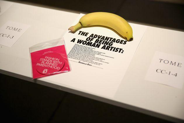 The banana in
