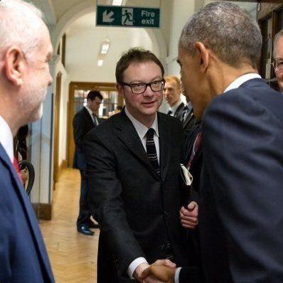 Fletcher meets Barack