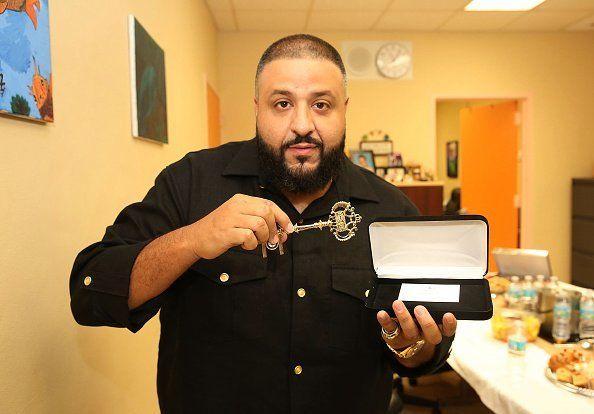 Dj Khaled's February Key