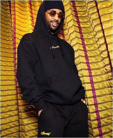 """Big Sean """"I Decided"""" Pop Up Shop"""
