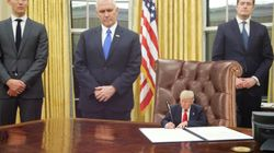 Tiny Trump Photos Could Annoy The President