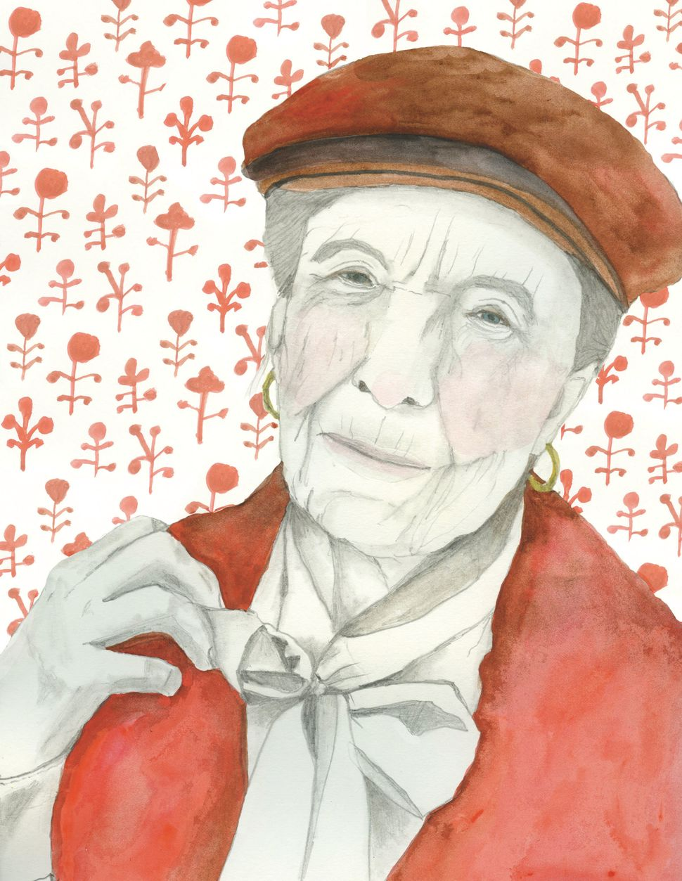 "<a href=""http://www.huffingtonpost.com/2014/12/25/louise-bourgeois-birthday_n_6373616.html"">Read more about Louise Bourg"