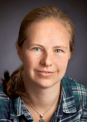 Nina Holmboe, HOFOR's environmental engineer