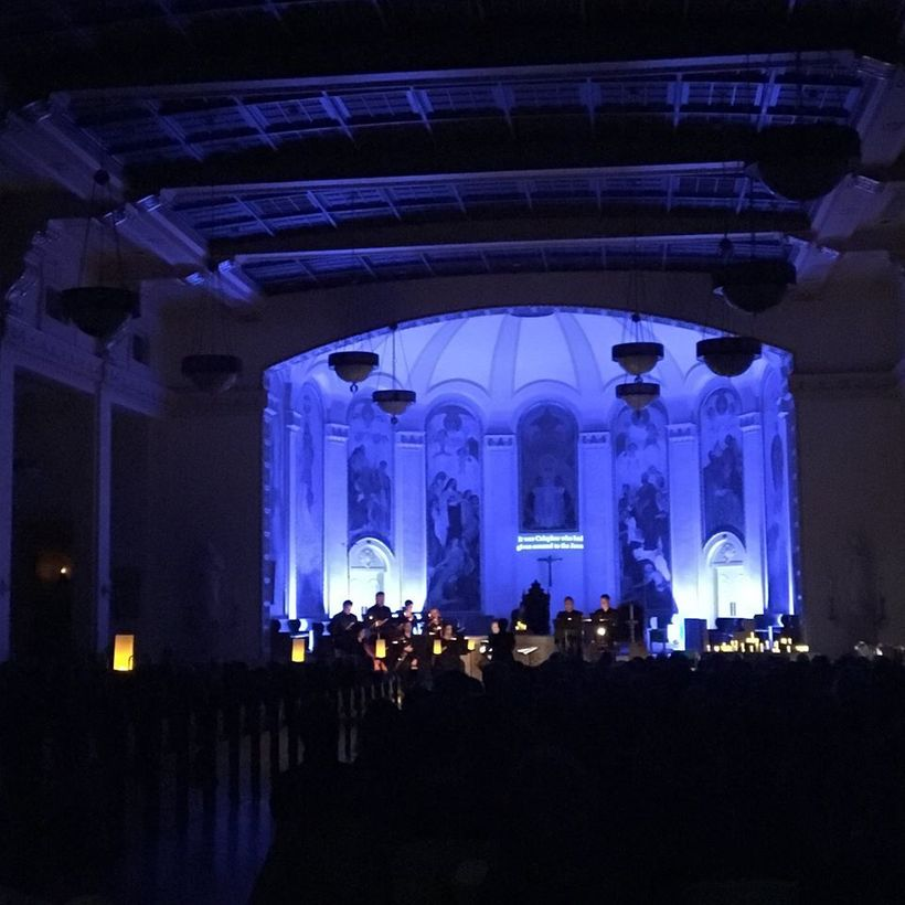"<a rel=""nofollow"" href=""http://www.cappellaromana.org/"" target=""_blank"">Cappella Romana</a> performance"
