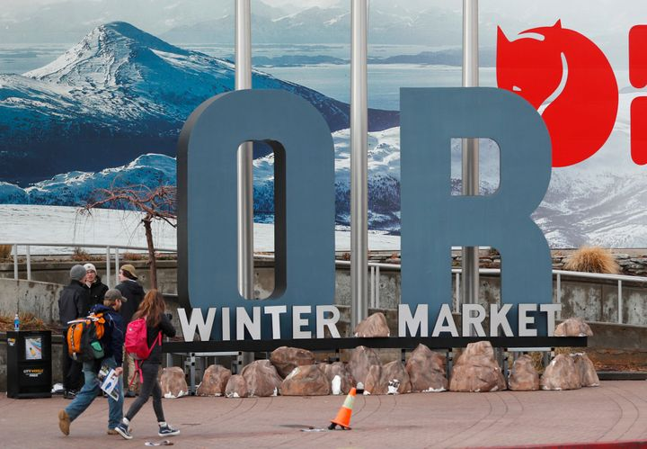 The Winter Market of the Outdoor Retailers Show took place Jan. 11 at the Salt Palace Convention Center in Salt Lake City. It