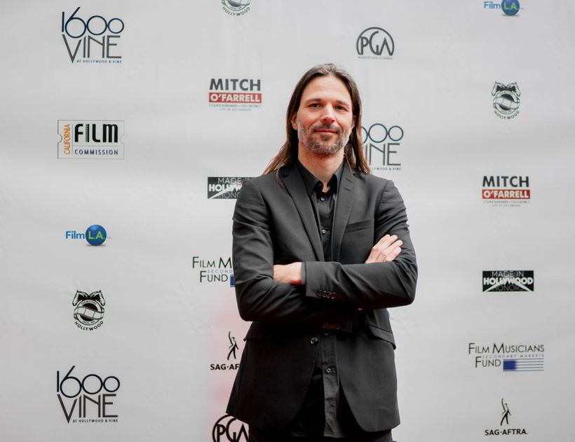 "Linus Sandgren, Cinematographer, ""La La Land"""