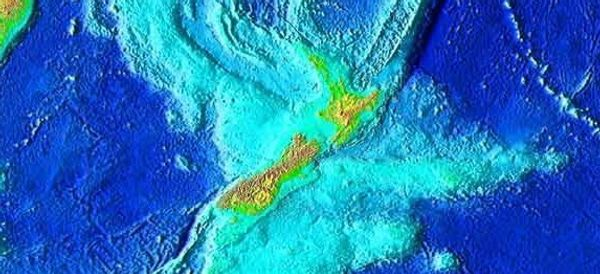 New Continent Zealandia Is Discovered Underwater