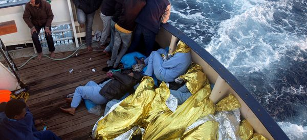 Why The EU Plan To Stop Mediterranean Migration Is A Human Rights Concern