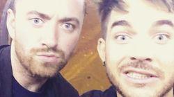 Adam Lambert Responds To Rumors He's Dating Sam