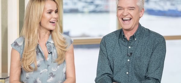 Amanda Holden Admits She's After Holly Willoughby's Job On 'This Morning'