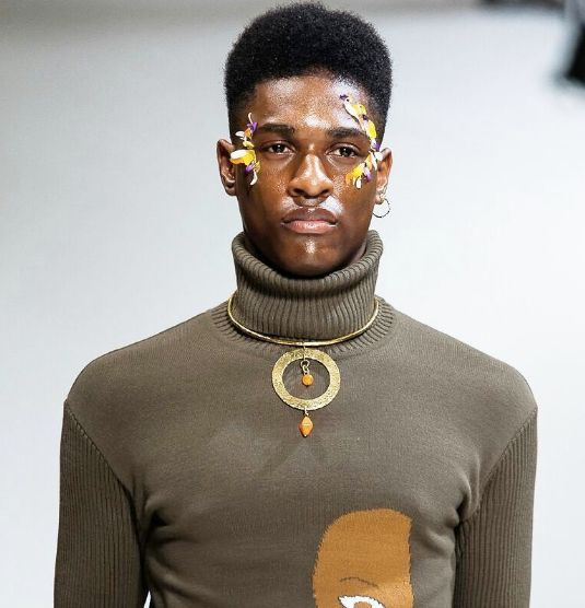 LFW 2017: Androgynous Menswear Line From Nigeria Stuns With Colour And Gender
