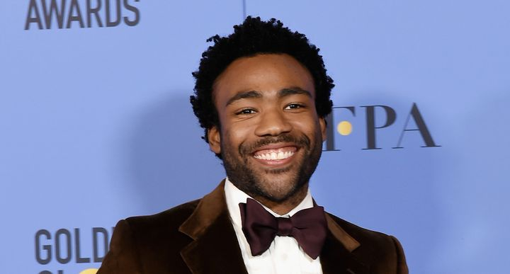 "Rising star Donald Glover will play Simba in an updated version of Disney's ""The Lion King."""