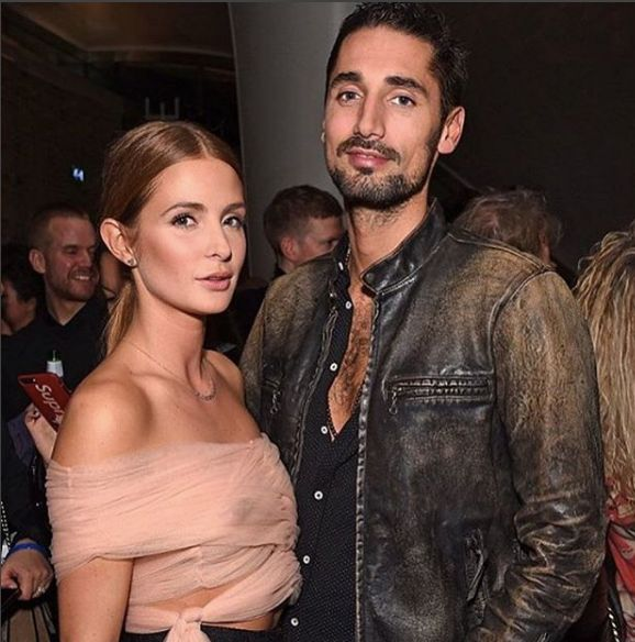 Millie Mackintosh And Hugo Taylor's LFW Instagram Shot Is