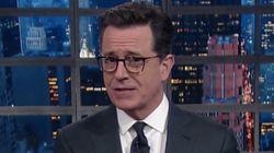Stephen Colbert Says Moby Is Just As Credible As Kellyanne