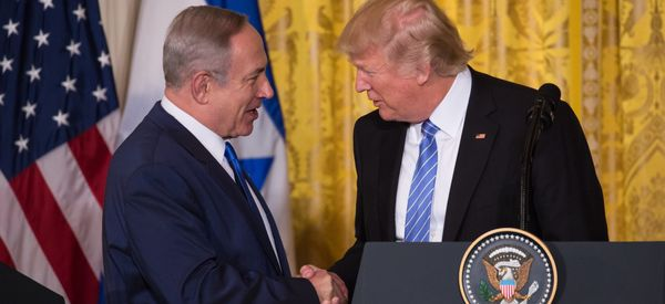 Trump/Netanyahu Meet: an Exercise in Fawning, Fantasy, and Anti-Palestinian Incitement