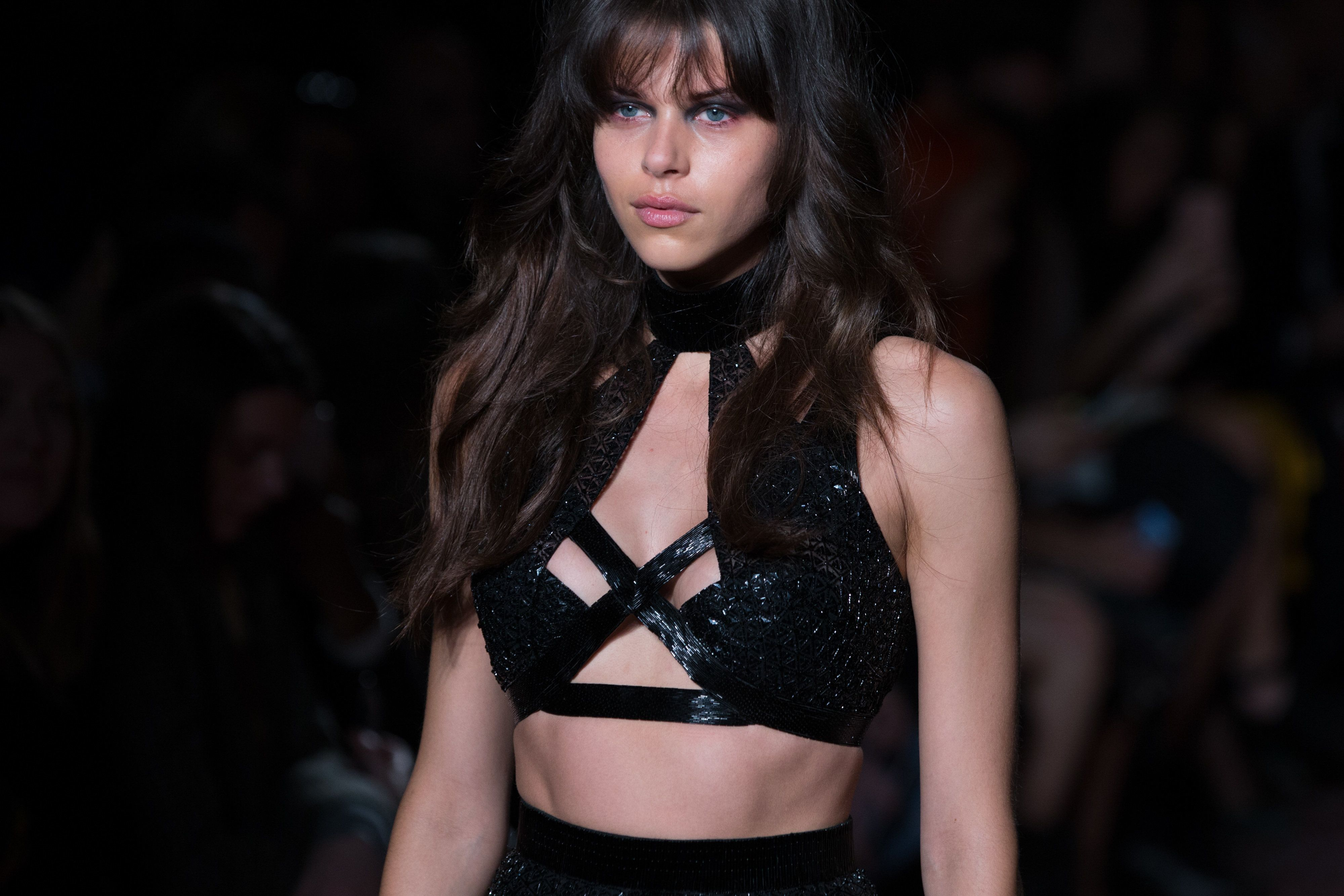 LFW: Julien Macdonald Just Gave Us Every Party And Evening Dress Goal For