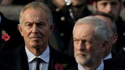 Jeremy Corbyn Politely Tells Tony Blair To Pipe Down Over