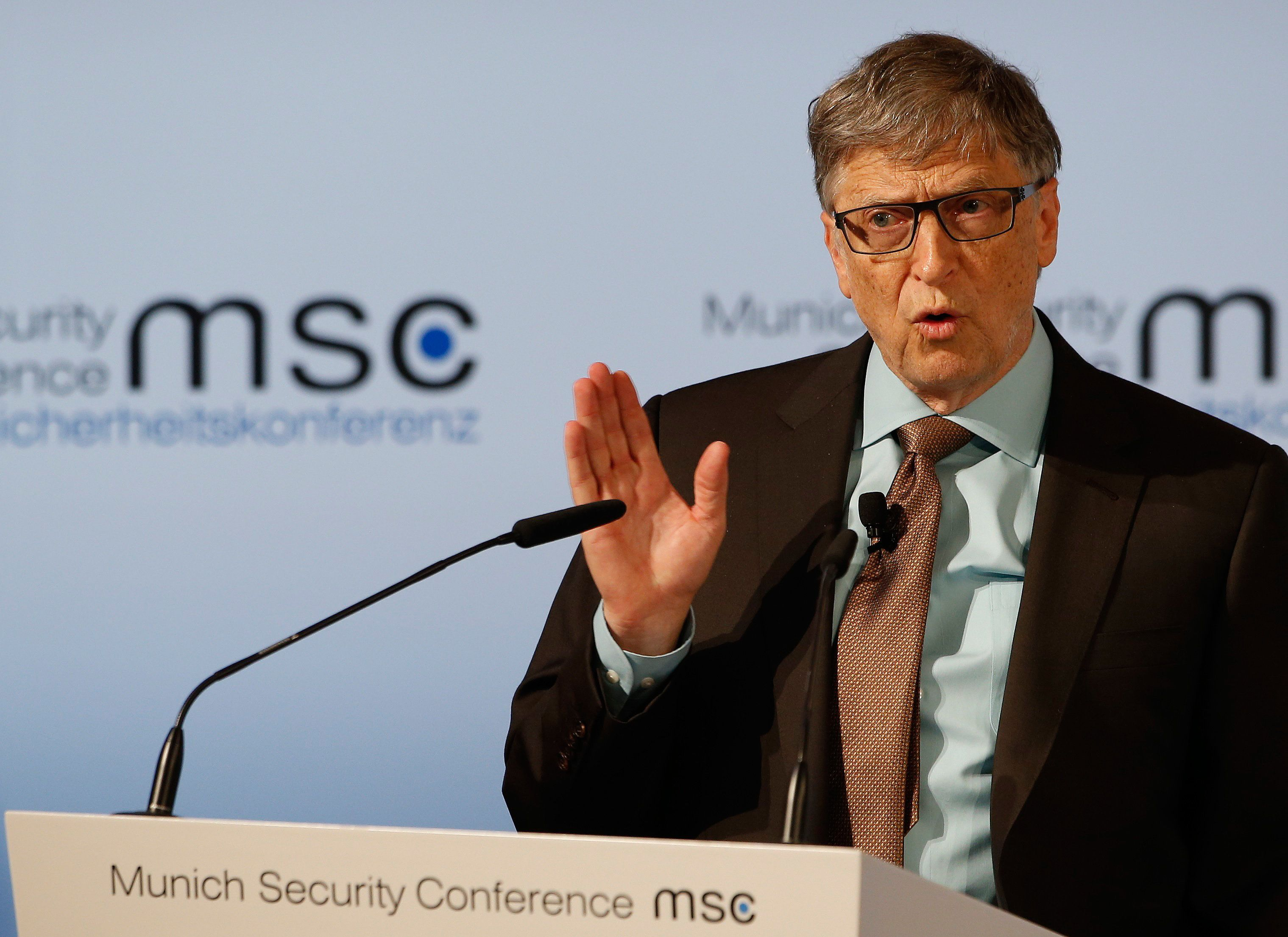 Bill Gates Warns That A Devastating Pandemic Is Right Around The