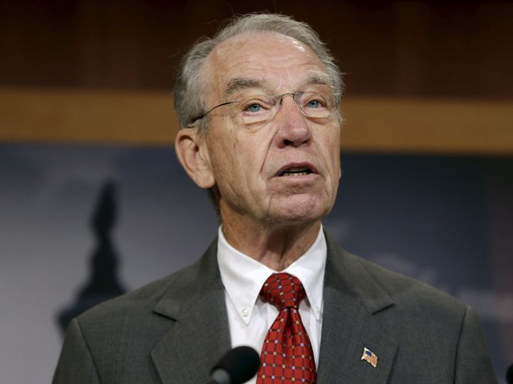 Like so many other prominent Republicans, Sen. Chuck Grassley didn't do much to stop birther conspiracy theories ab