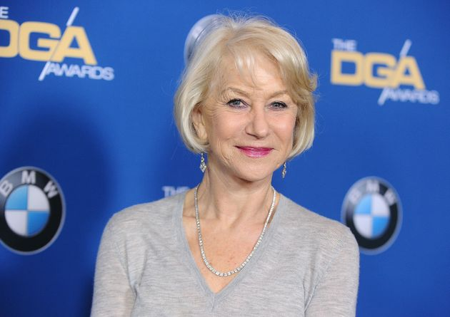 The Dame Commander of the Order of the British Empire -- a.k.a. Helen Mirren -- says voting is extra...