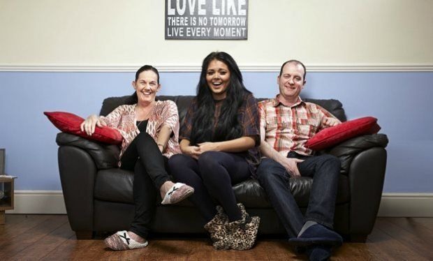 Gogglebox axes Moffatts after Scarlett's fame