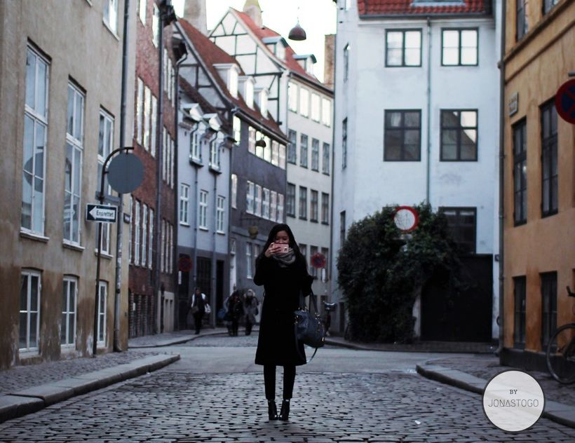 A short walk with friends in Copenhagen can cheer you up and brighten up your winter days :)