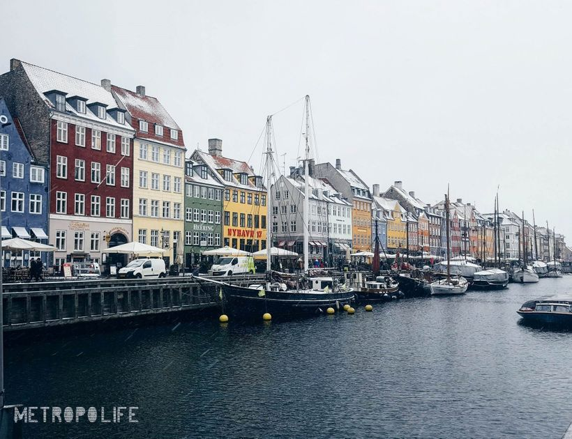 The Danish winter wonderland I was talking about :)
