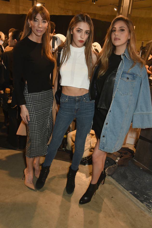 London Fashion Week 2017: Sheer Tops Ruled The Topshop Unique