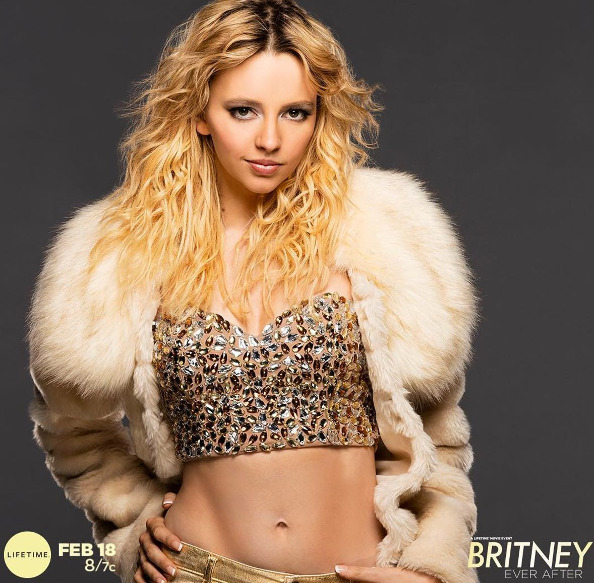 Twitter Couldn't Handle How Terrible Lifetime's Britney Spears Biopic
