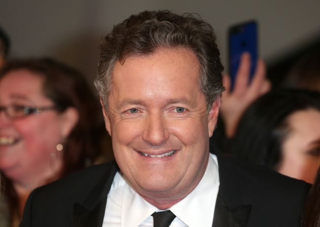 """Piers Morgan:""""Apparently, this movement does not extend to tolerating my own diverse"""