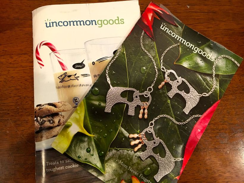 <em>UncommonGoods is a craft show that stays open 24/7, Bolotsky says.</em>