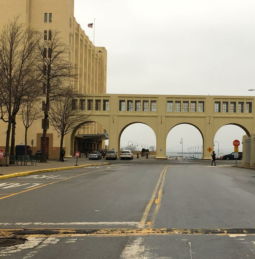 <em>UncommonGoods operates out of the Brooklyn Army Terminal built at the end of World War I.</em>
