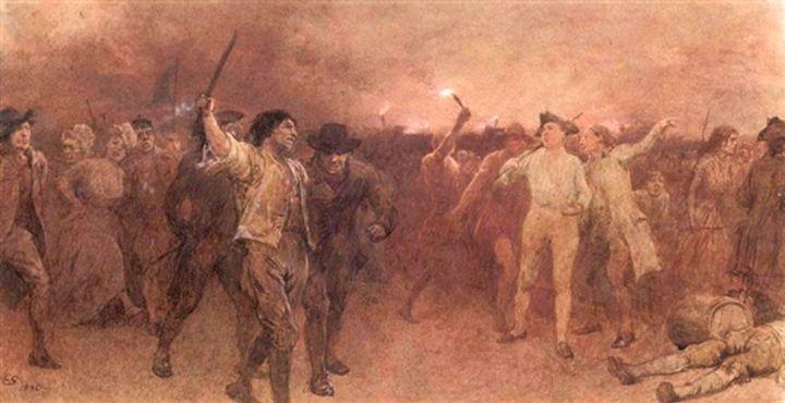 Gordon's Riot