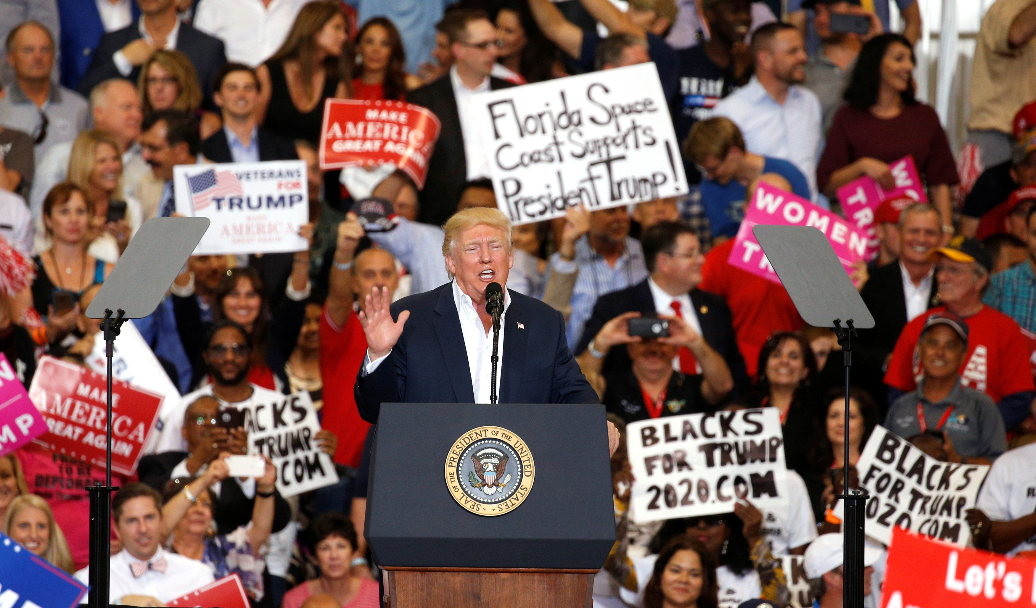 The Swedish Embassy in the US has said it looks forward to informing Donald Trump about the country's...