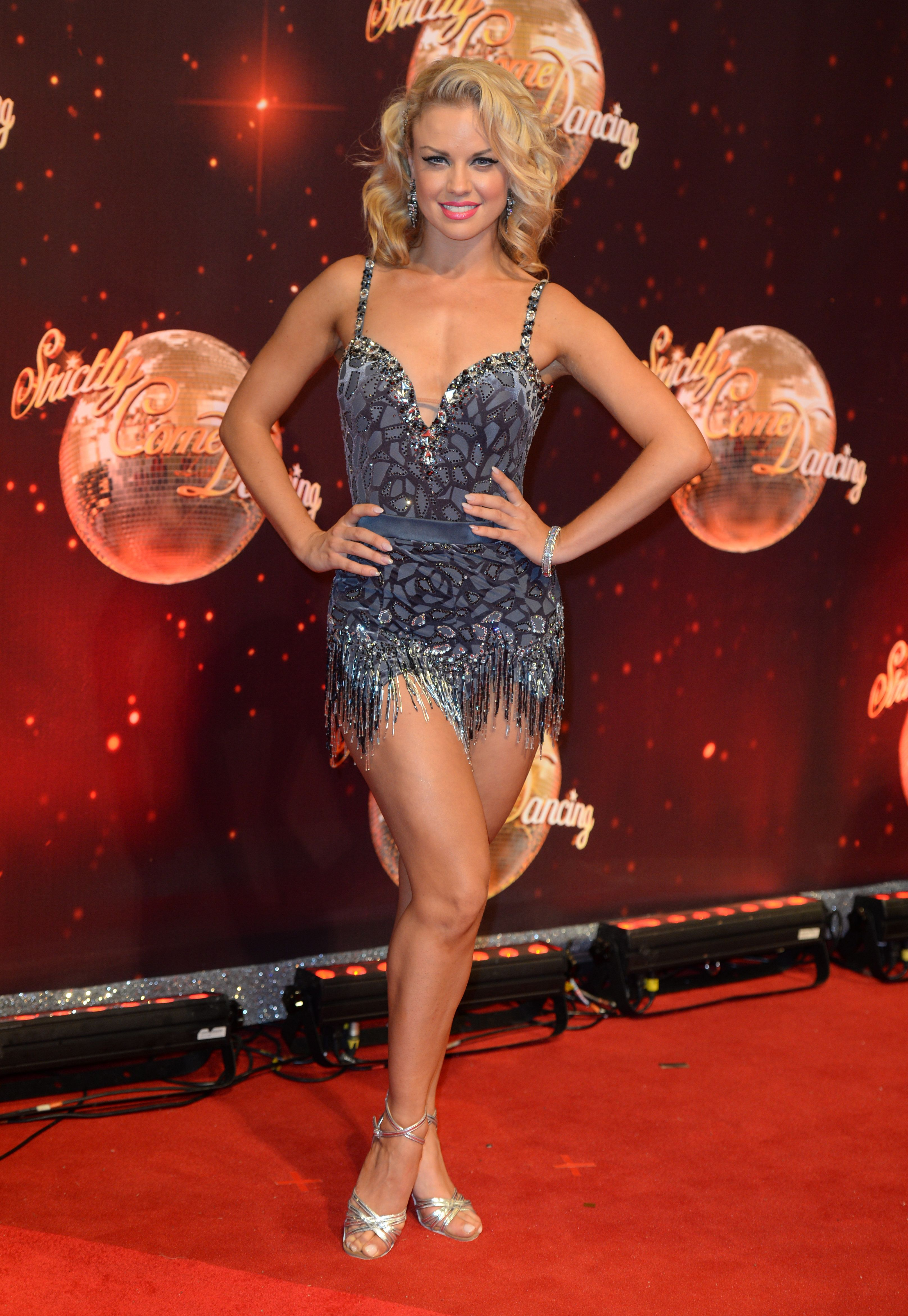 The 'Strictly' Curse Strikes Again As Joanne Clifton Splits From