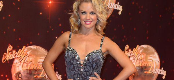 The 'Strictly' Curse Strikes Again As Joanne Clifton Splits From Boyfriend