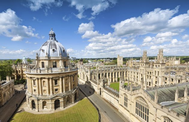Oxford University received the most sexual harassment allegations against staff by both students and...