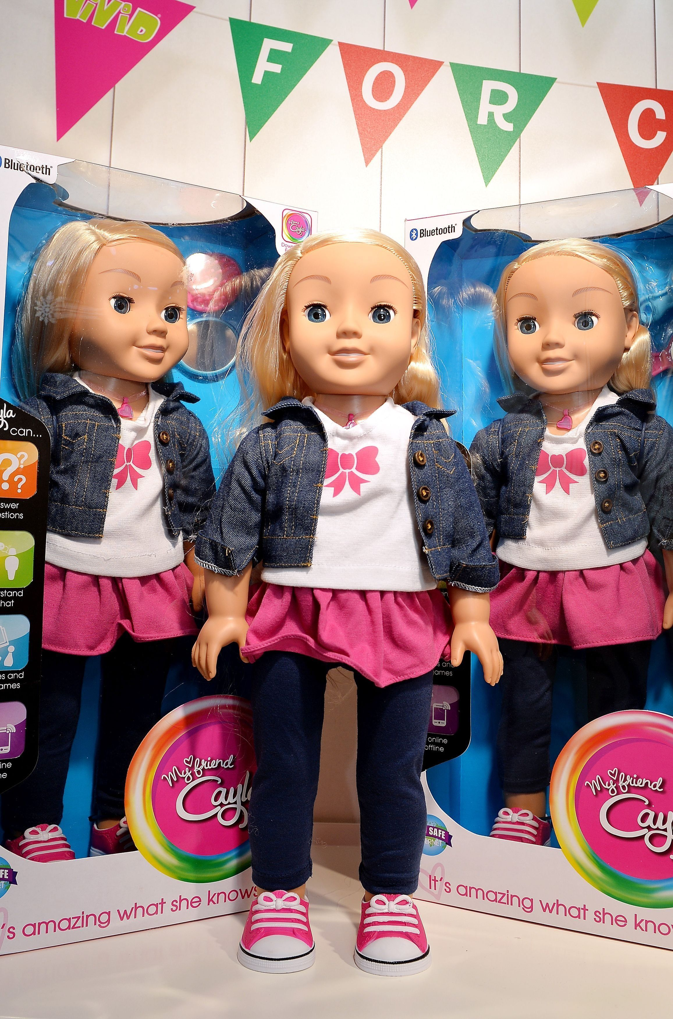 My Friend Cayla: German Parents Told To 'Destroy' Doll But UK Toy Brand Urges People Not To