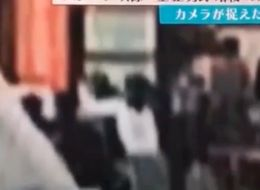 CCTV Reveals The Moment Kim Jong Un's Half Brother Was Assassinated In A Busy Airport