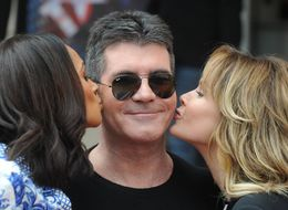 Simon Cowell Has Some Seriously Prehistoric Rules For The Women On His Talent Show Panels