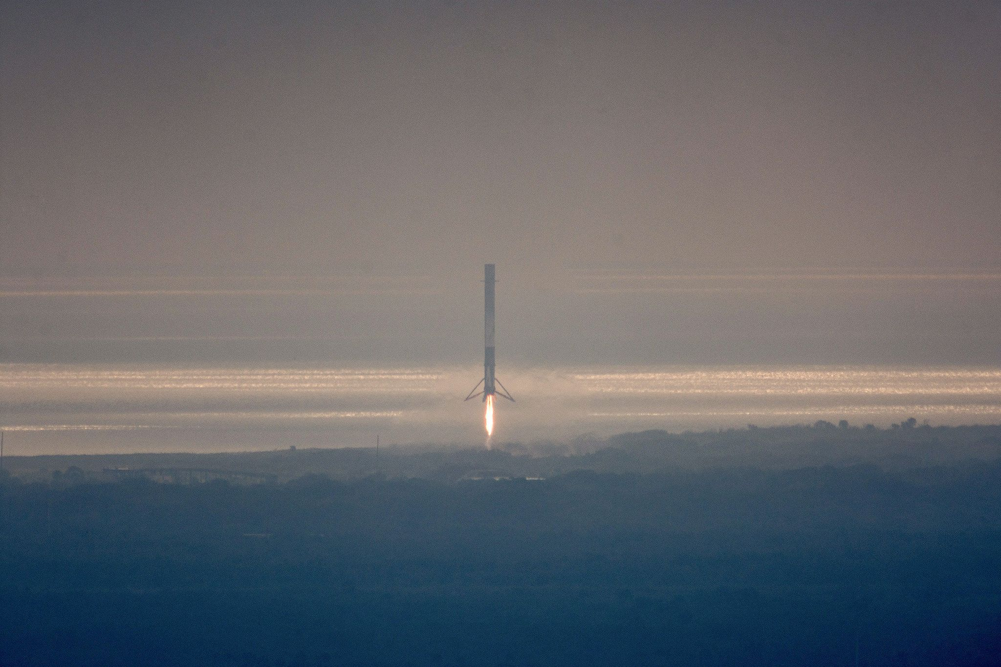 Watch SpaceX's Rocket Perform An Absolutely Flawless