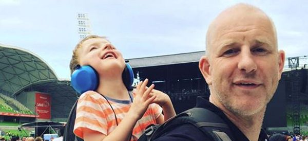 Bruce Springsteen Fan With Cerebral Palsy Goes To First Concert And It's Amazing To Watch
