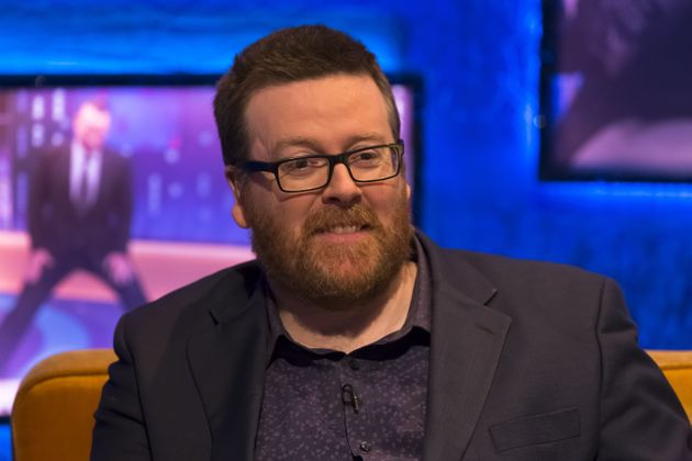 Frankie Boyle has published the column in full on Facebook after the Guardian 'wouldn't print it becausethey...