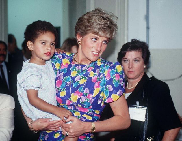Princess Diana Refused To Wear A Hat With This Dress For The Sweetest Reason On