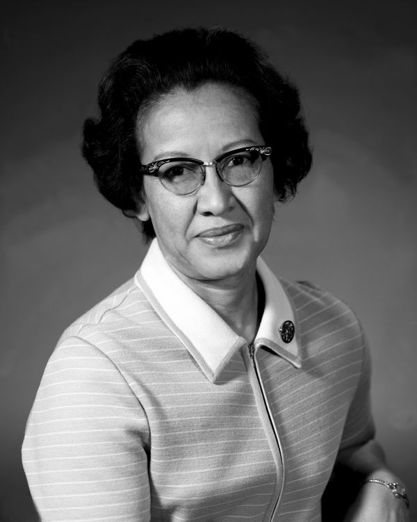 "<a href=""http://www.makers.com/katherine-g-johnson"" target=""_blank"">Katherine Johnson</a> overcame the prejudices thrown at h"