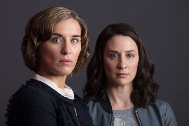 When Paula (Vicky McClure, left) takes on Ellen's (Morven Christie) maternity leave cover, what is there...