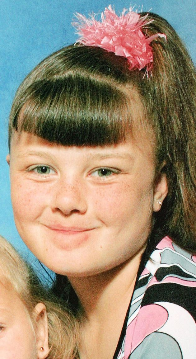 Shannon Matthews aged