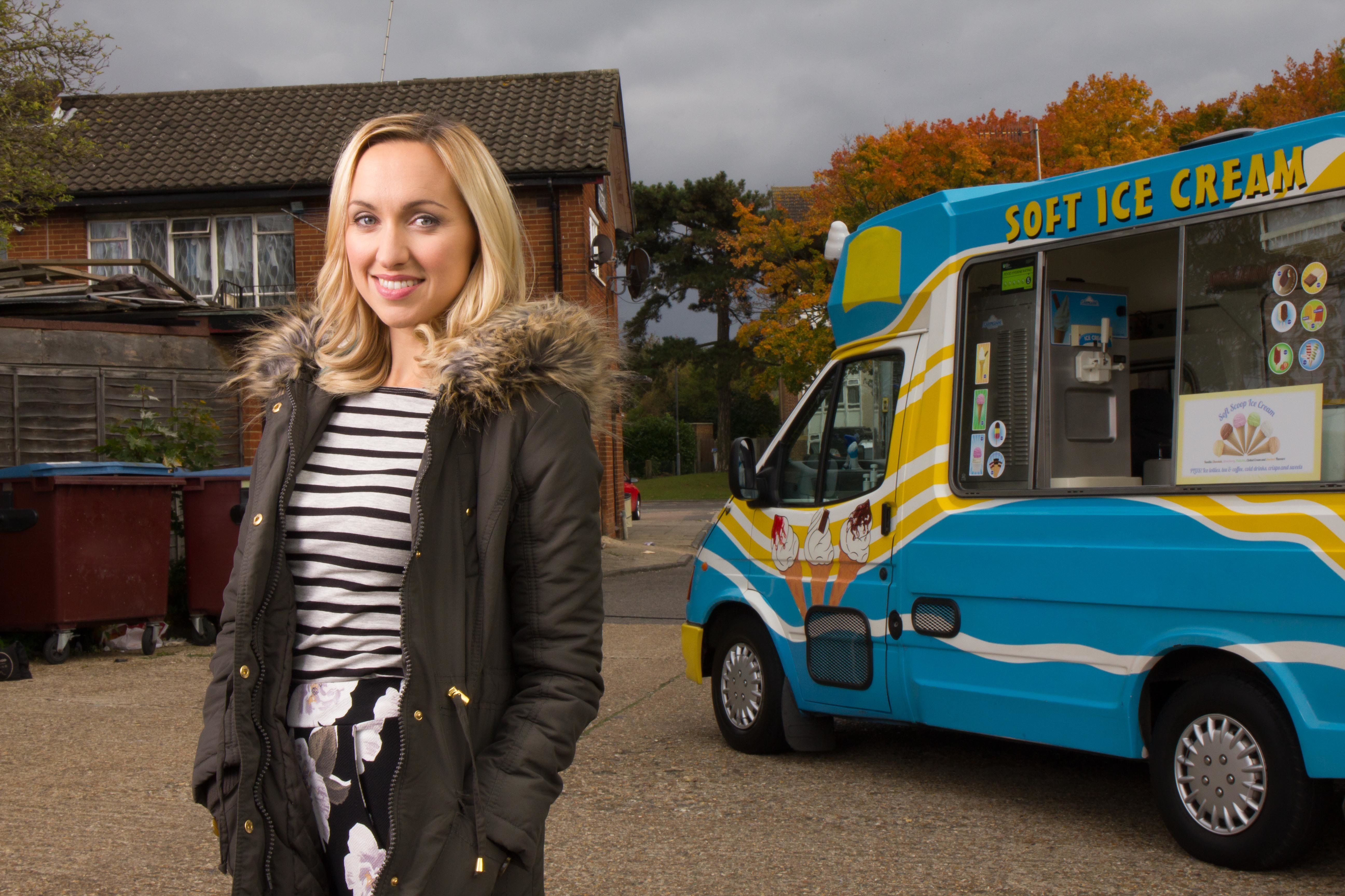 Kerry Howard plays Leanne in BBC Three's
