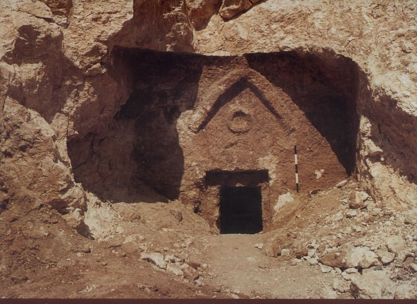 "The Talpiot ""Jesus"" Tomb Discovered South of Jerusalem in 1980"